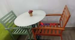 Bộ bàn ghế cũ SP000165