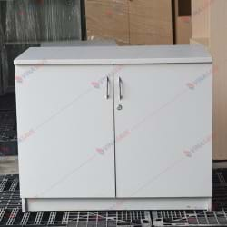 Tủ hồ sơ thấp 2 cánh mở 1m x 80cm