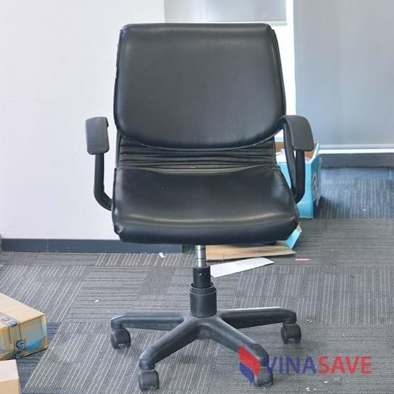Ghế xoay văn phòng có tay GVP010