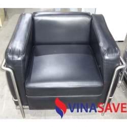 Ghế sofa đen cũ VN305