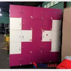 Tủ locker gỗ VN297