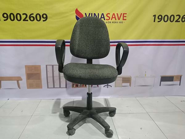 Thanh lý ghế xoay văn phòng đã qua sử dụng còn rất mới, giá tốt - 2526