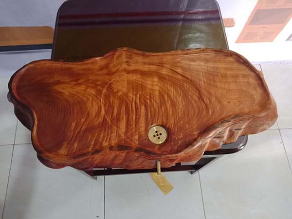 Thanh lý giá tốt nhất Khay trà gỗ tự nhiên cũ chất lượng như mới -2880