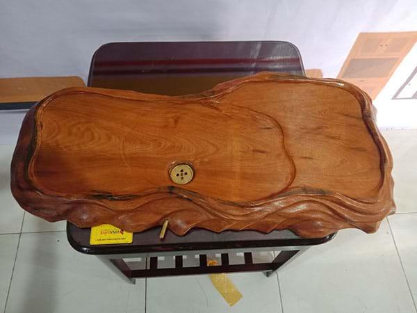 Thanh lý Khay trà gỗ cổ xưa cũ chất lượng tốt, giá ưu đãi, chất lượng - 2882