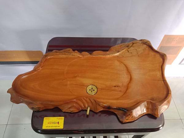 Khay trà gỗ xưa cũ SP002883