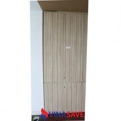 Tủ cao mặt sọc cũ VN370