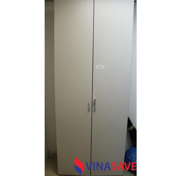 Tủ cao mặt trắng cũ VN372