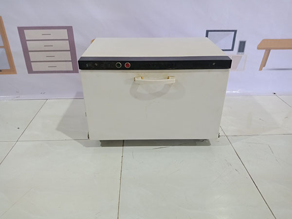 Máy hấp khăn 207 cũ SP003429