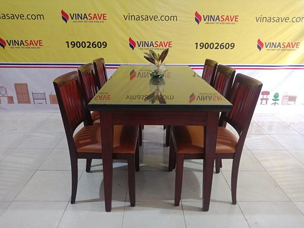 Bộ bàn ăn cũ SP004914