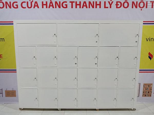 Tủ locker cũ SP004622