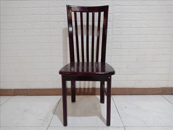 Ghế bàn ăn gỗ cao su cũ SP010353.1