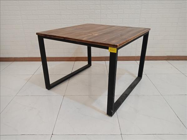 Bàn làm việc gỗ thông cũ SP010238