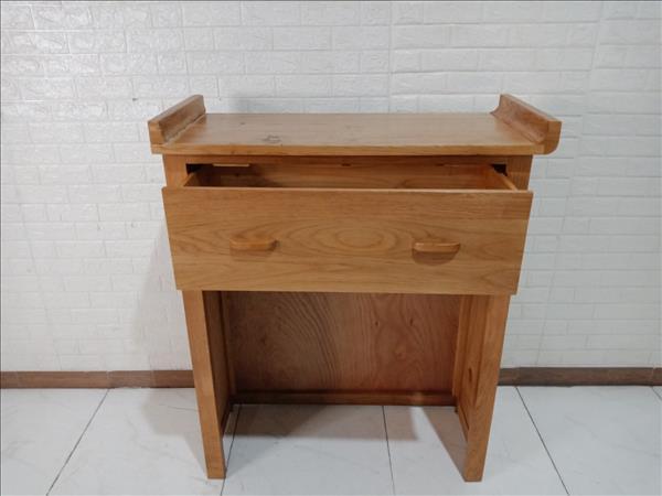 Bàn thờ gỗ Sồi Nga cũ SP010250.1