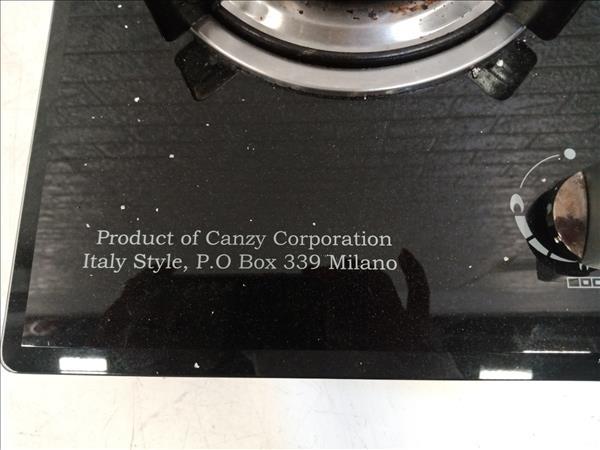 Bếp gas âm Canzy CZ26ML cũ