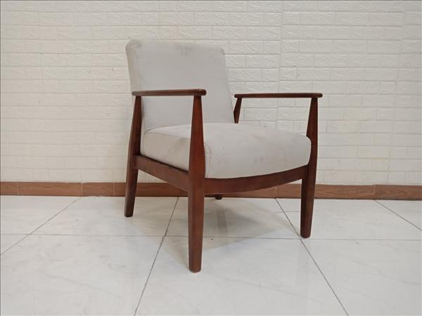 Ghế bàn trà gỗ óc chó cũ SP010433