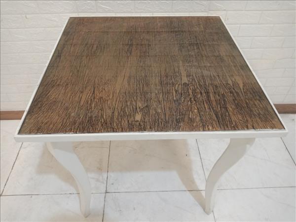 Bàn ăn gỗ cao su cũ SP010269.1