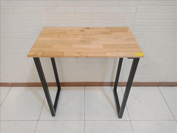 Bàn bar gỗ cao su cũ SP010191