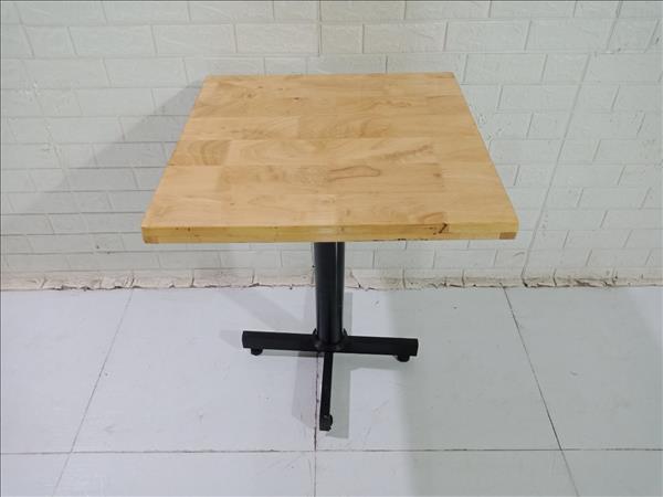 Bàn cafe gỗ cao su SP010408