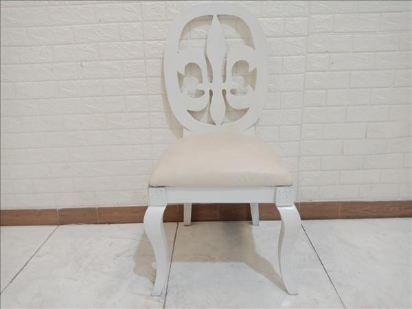 Ghế bàn ăn gỗ cao su cũ SP010264