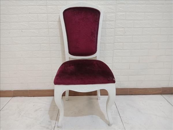 Ghế bàn ăn gỗ cao su cũ SP010270