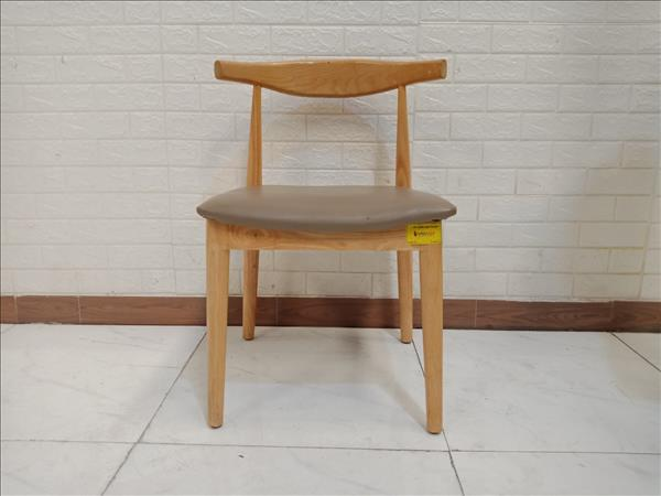 Ghế cafe gỗ cao su SP010429.1