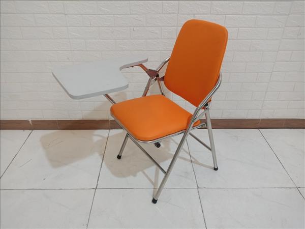 Ghế xếp liền bàn cũ SP010281