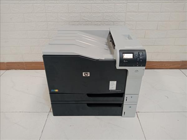 Máy in màu HP M750 cũ