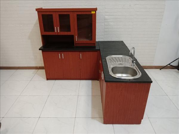 Tủ bếp mặt đá cũ SP010488