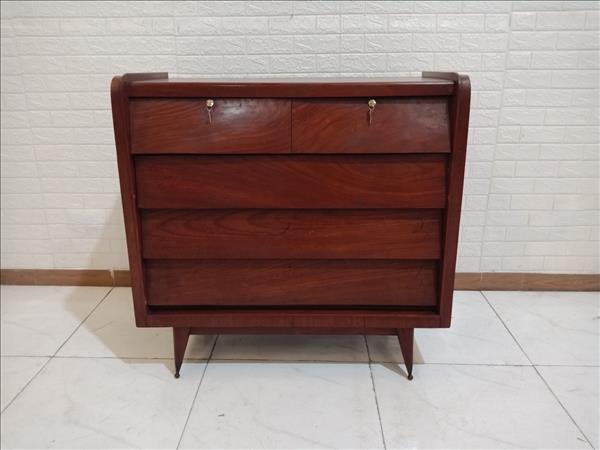 Tủ commost gỗ Gõ đỏ cũ SP010169