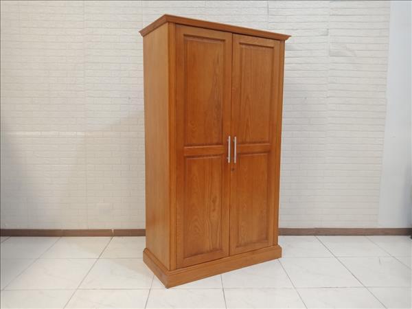 Tủ quần áo gỗ Sồi cũ SP010179