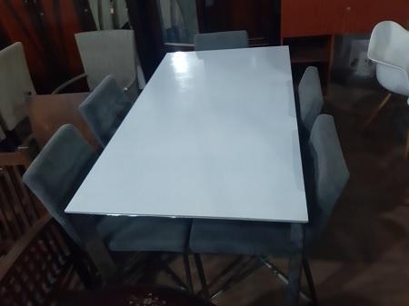 Bộ bàn ăn cũ SP014547