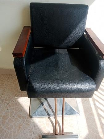 Ghế hớt tóc  cũ SP014345