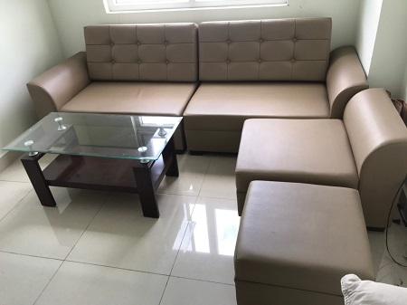 Bộ sofa cũ SP014492