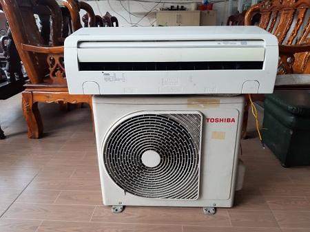 Máy lạnh Toshiba 1.0 HP RAS-10N3K-V cũ SP014512