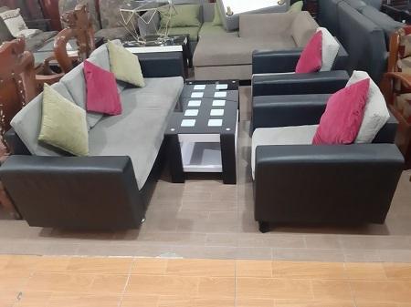 Bộ sofa cũ SP014564