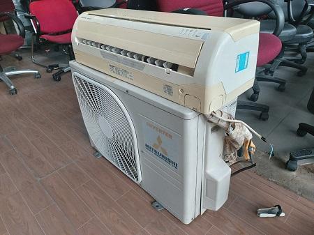 Máy lạnh inverter Mitsubishi 1.0hp SRK10YL - S5 cũ SP014515