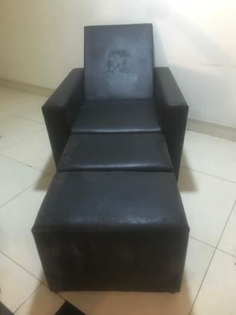 Ghế Massage thư giãn cũ SP016157