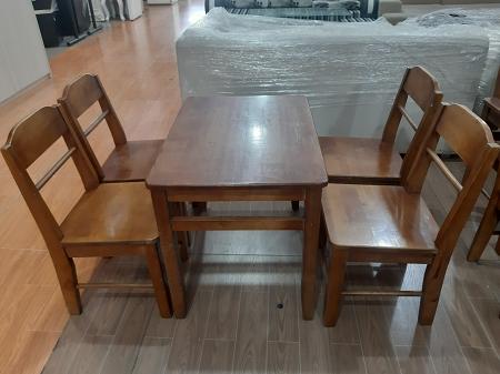 Bộ bàn cafe cũ SP016203