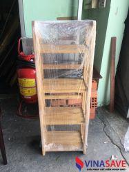 Kệ giày bằng gỗ 4 tầng