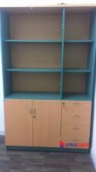 Tủ hồ sơ cao nhiều ngăn cũ
