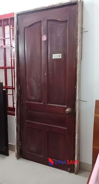 Thanh lý cửa gỗ cũ chất liệu gỗ tự nhiên bao tốt, bao rẻ - 159