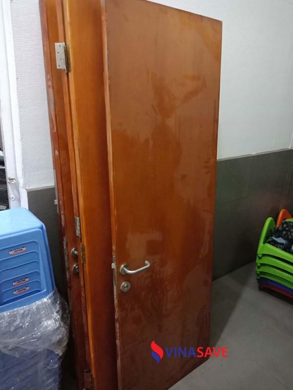 Cửa gỗ cũ SP000725
