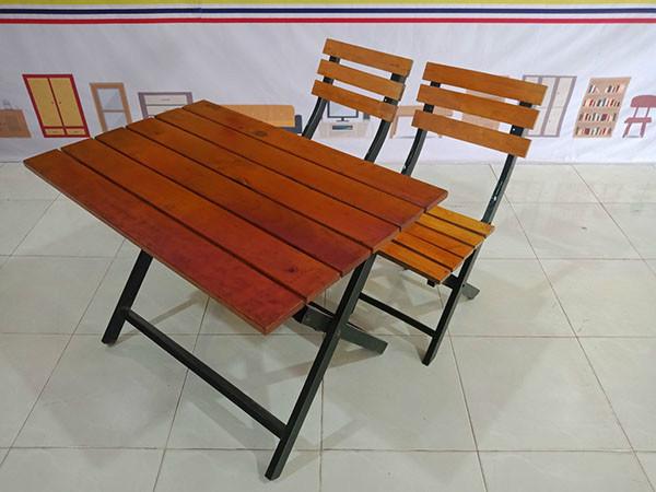 Bộ bàn cafe cũ SP004790