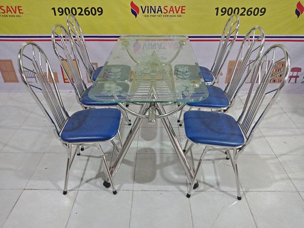 Bộ bàn ăn cũ SP005102