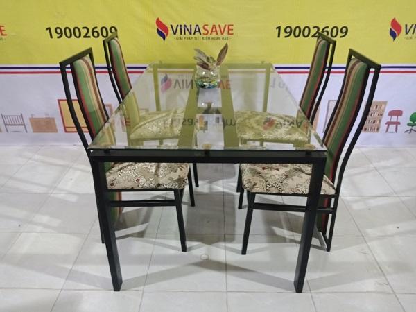 Bộ bàn ăn cũ  SP005032