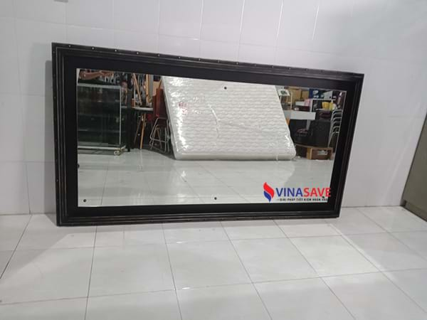 VinaSave Thanh lý giá tốt Gươngkhung gỗ cao cấpcũchất lượng- 2064
