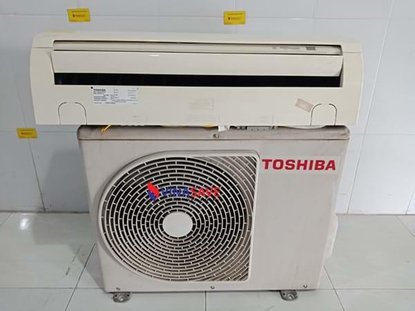 Thanh lýMáy lạnh TOSHIBA RAS-10SKPX-V đã qua sử dụng còn mới - 2264