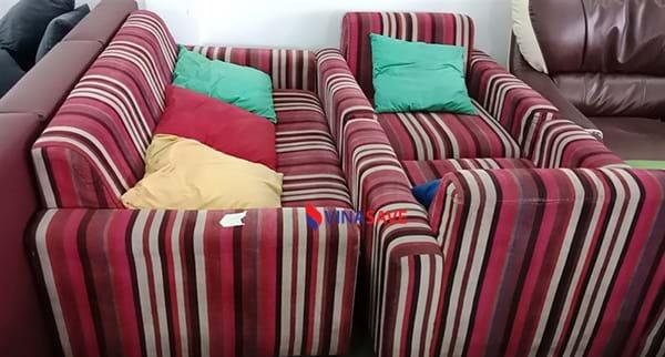 Sofa sọc cũ SP000167