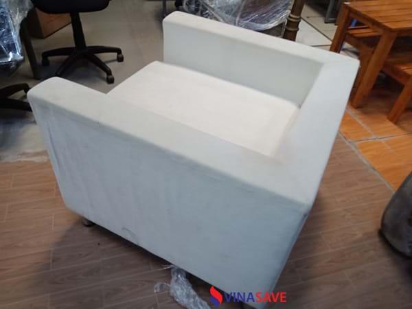 Mua bán thanh lý sofa đơn cũ SP000671