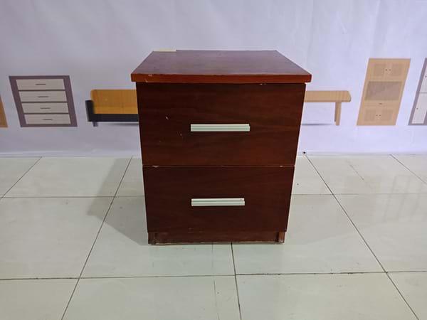 Thanh lý Tủ cóc văn phòng 2 ngăn đã qua sử dụng còn tốt, giá rẻ - 2568